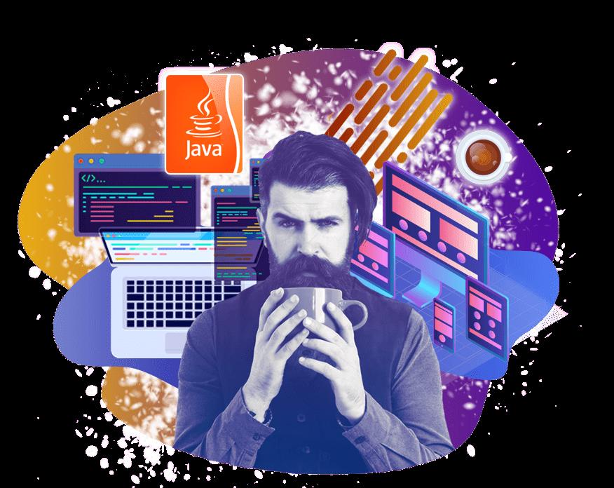 Java<br>разработчик