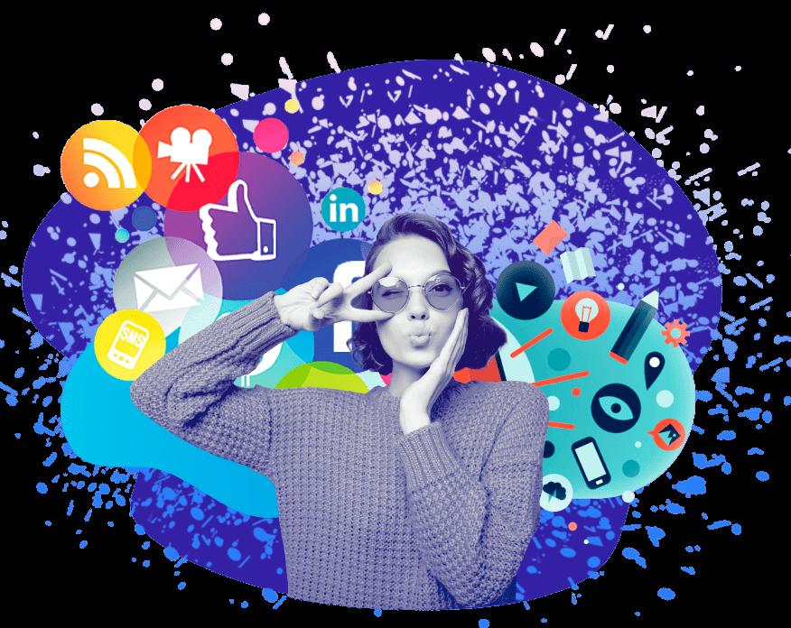 Курсы SMM-менеджер <br>Продвижение в социальных сетях в Казани