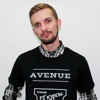 Кропачев Дмитрий Senior Designer в компании Insilico