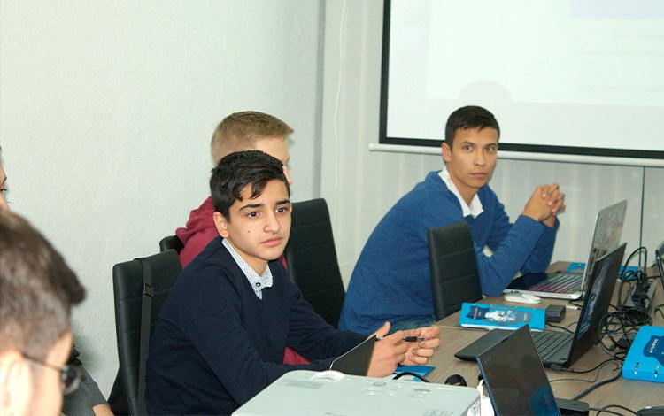 Наши выпускники в Казани