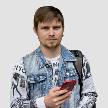 Мади Владислав iOS разработчик в UltraZoom