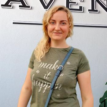 Шульга Наталья Java разработчик с опытом более 6-ти лет